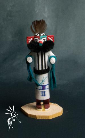 Navajo Kachina Corn Dancer
