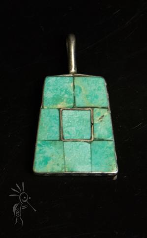 Santo Domingo Turquoise by D.Aguilar